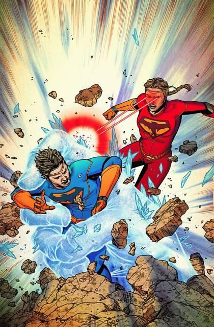Kryptonian Powers