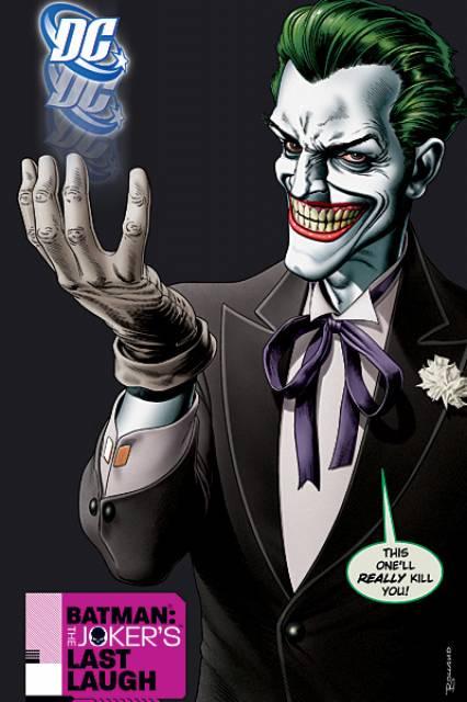 Batman: The Joker's Last Laugh