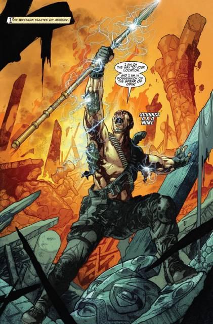 Spear of Odin