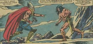 'What If?' Conan vs. Thor