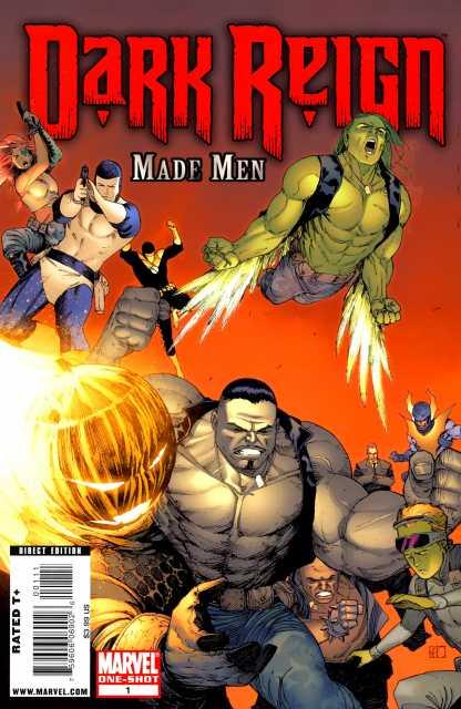 Dark Reign: Made Men