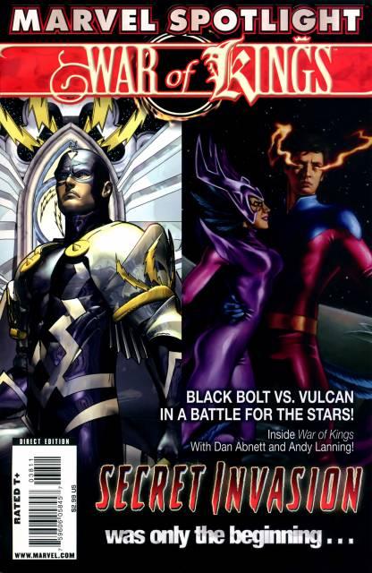 Marvel Spotlight: War Of Kings