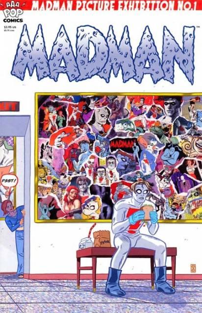 Madman Picture Exhibition