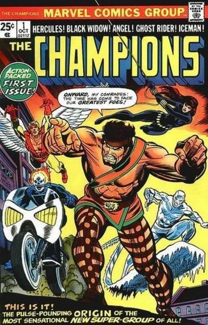 Hercules stars in the Champions