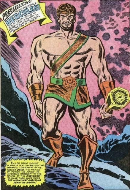 Hercules: Circa 1967
