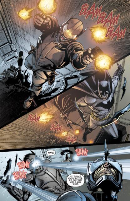 Batman vs Hush