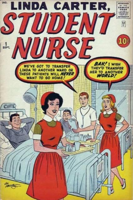 Linda Carter, Student Nurse
