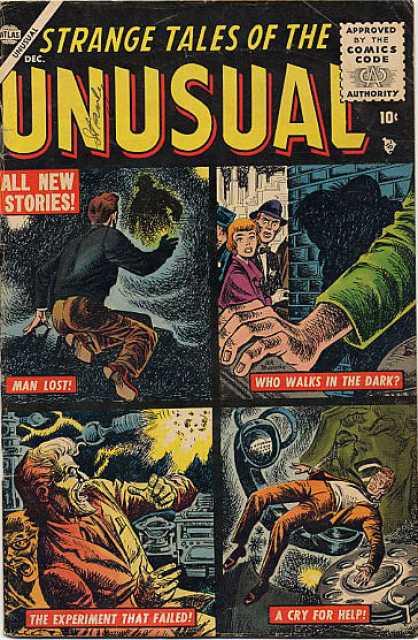 Strange Tales Of The Unusual