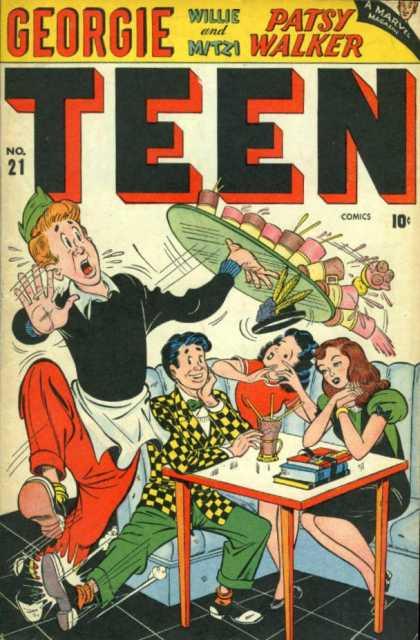 Teen Comics