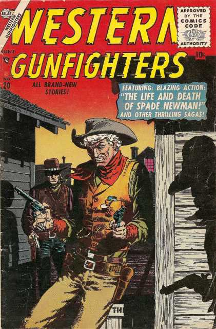 Western Gunfighters