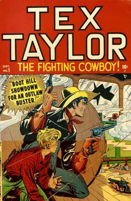 Tex Taylor