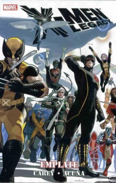 X-Men: Legacy: Emplate