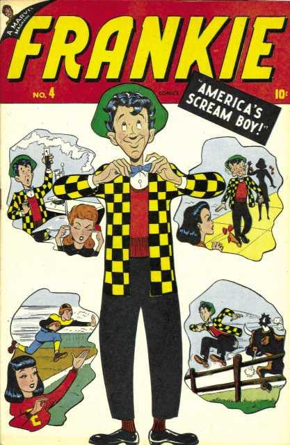 Frankie Comics