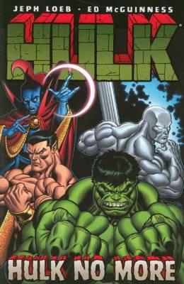 Hulk: Hulk No More
