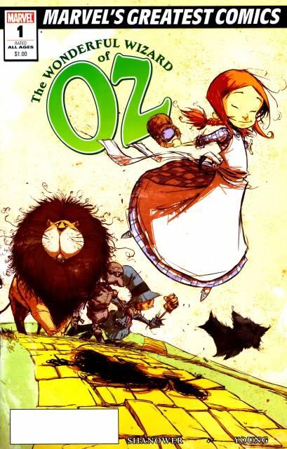 Wonderful Wizard of Oz MGC