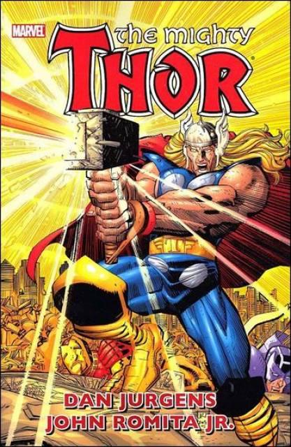 Thor By Dan Jurgens & John Romita Jr.