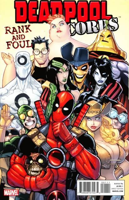 Deadpool Corps: Rank and Foul