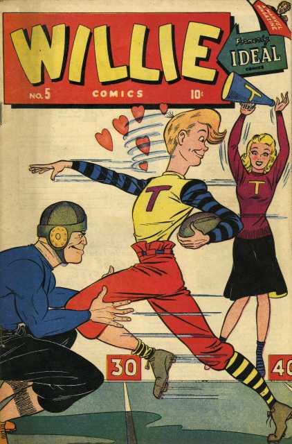 Willie Comics