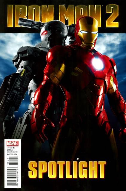 Iron Man 2 Spotlight