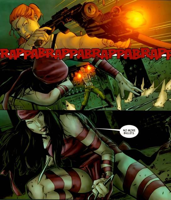 Elektra VS Twins