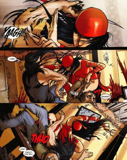 Elektra Shadowland