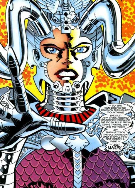 Ruler of Asgard