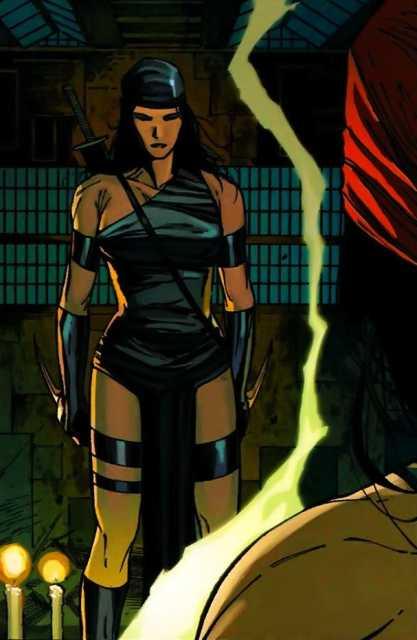 Elektra vs Elektra