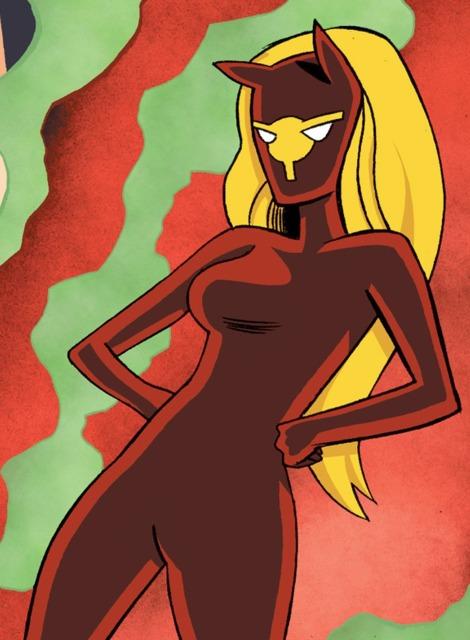 She-Fox (Mae)