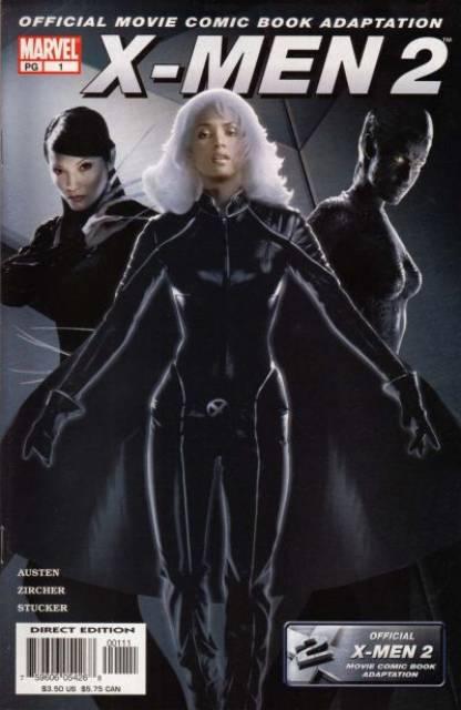 X-Men 2: The Movie
