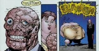 Bertha's Date With Deadpool