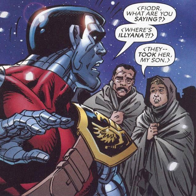 X-Men Forever # 14