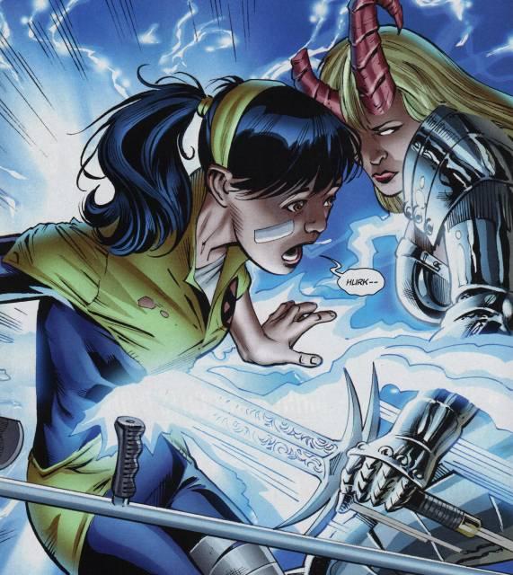 New Mutants # 20