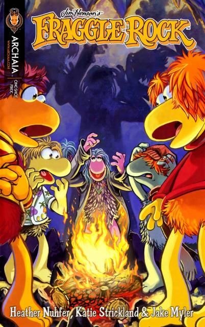 Fraggle Rock: Monsters from Outer Space