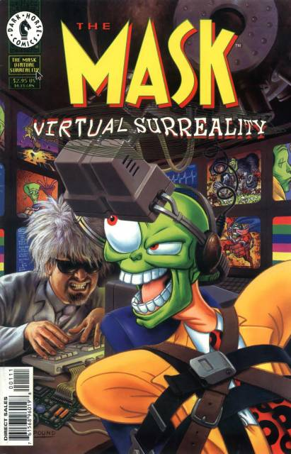The Mask: Virtual Surreality