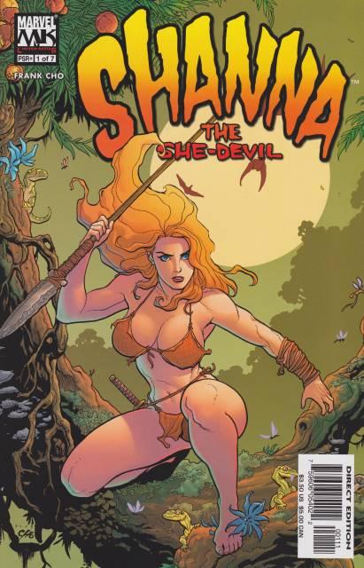 Shanna, The She-Devil