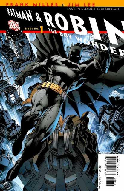 All Star Batman & Robin, The Boy Wonder