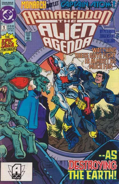 Armageddon: The Alien Agenda