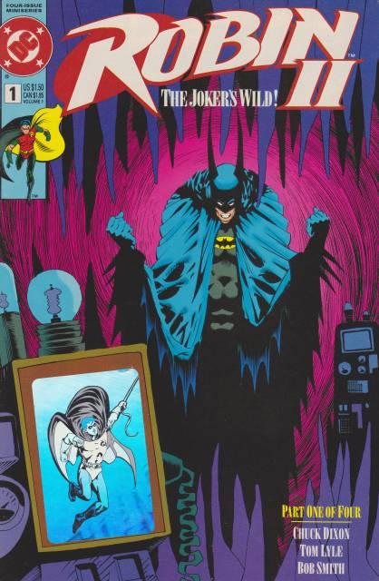 Robin II: The Joker's Wild!