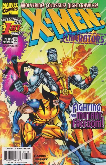 X-Men: Liberators