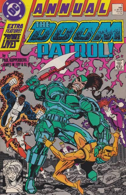 Doom Patrol Annual