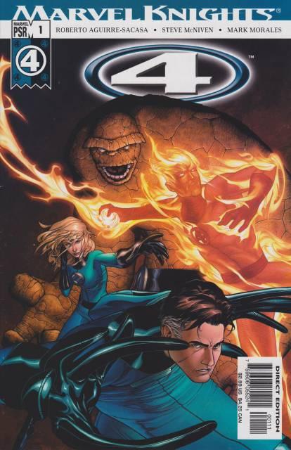 Marvel Knights: 4