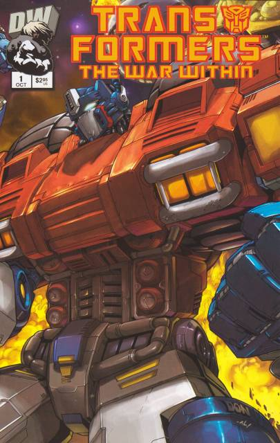 Transformers: The War Within