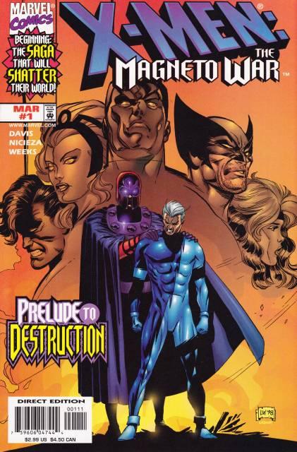 X-Men: Magneto War