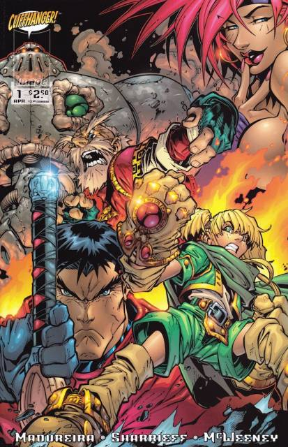 Battle Chasers