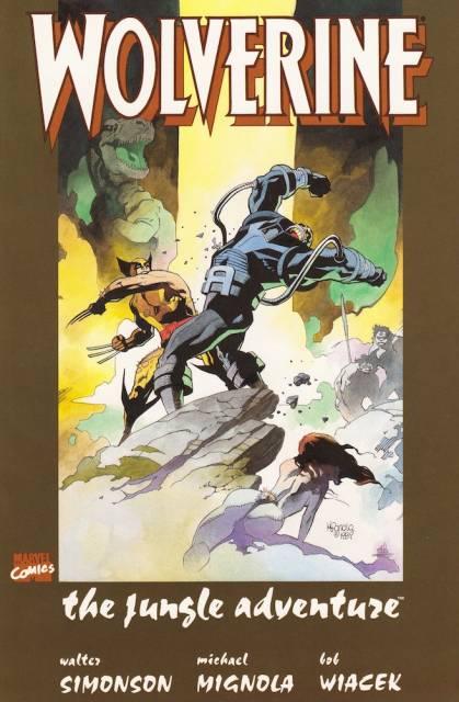 Wolverine: The Jungle Adventure