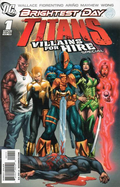 Titans: Villains For Hire Special