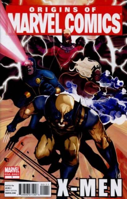 Origins of Marvel Comics: X-Men