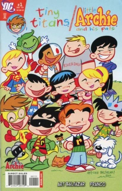 Tiny Titans/Little Archie