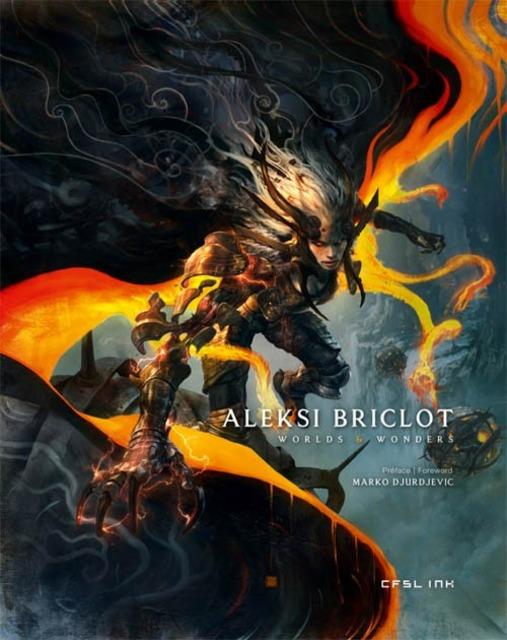Aleksi Briclot: World & Wonders