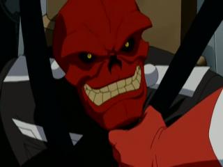Red Skull in EMH